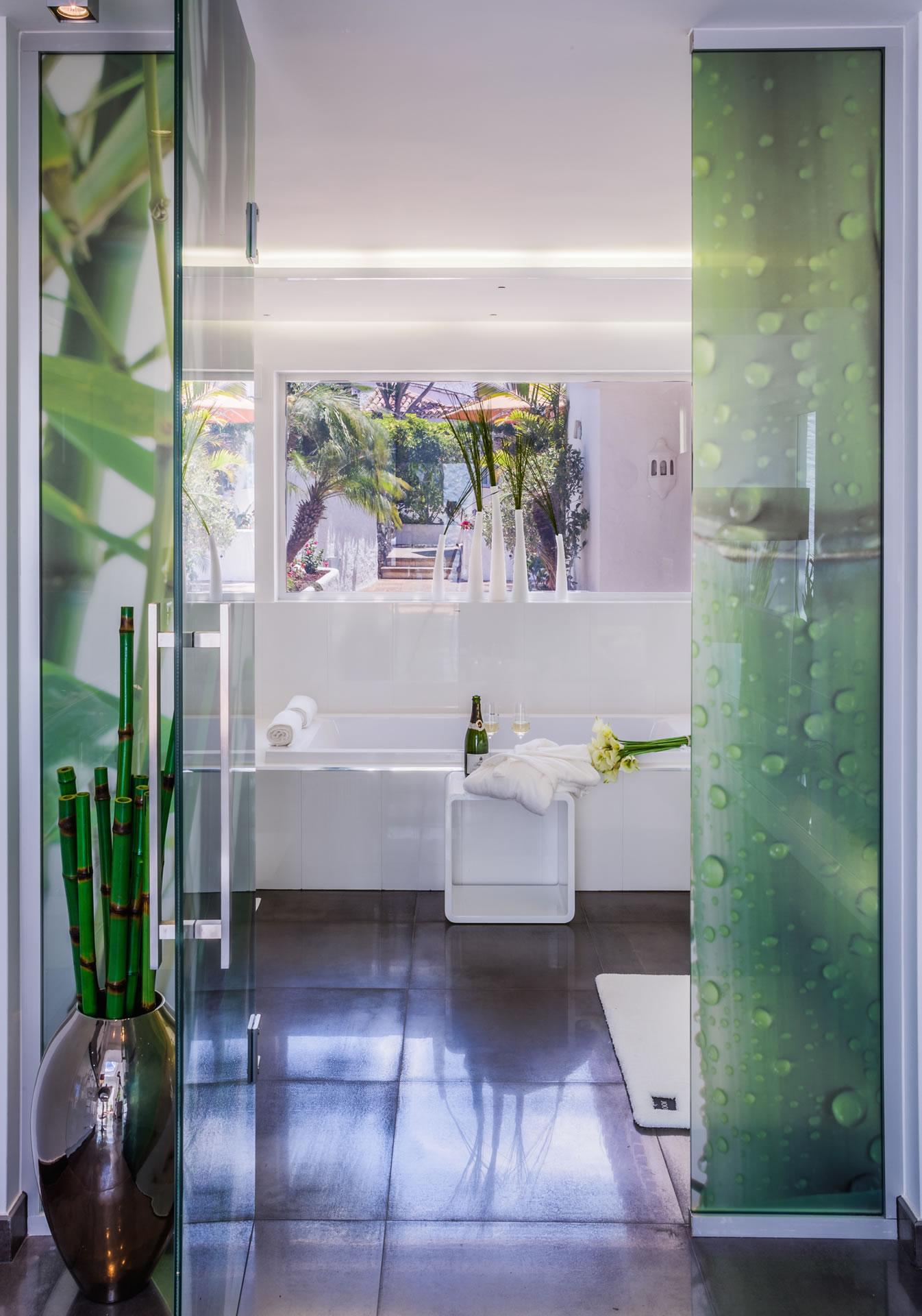 Casa Buenavista im Jardin de la Paz: Luxus-Studio mit Panoramablick