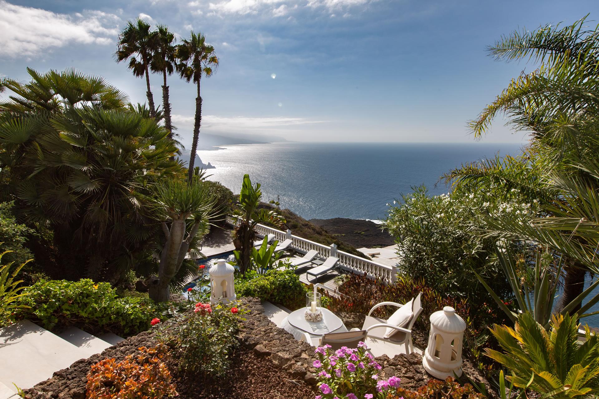 Casa Primavera im Jardin de la Paz: Apartment mit Blick auf ...