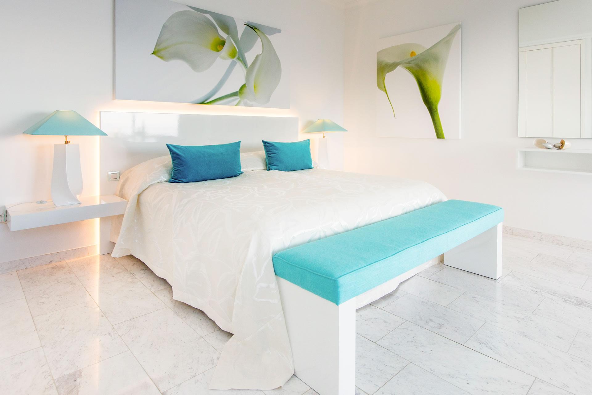 Casa Victoria im Jardin de la Paz: Luxus-Studio mit Meerblick